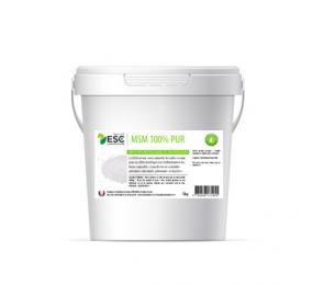 ESC LABORATORY MSM 100% Pure - Horse joint protection
