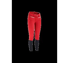 HORSE PILOT X Balance Pantalon Femme Rouge