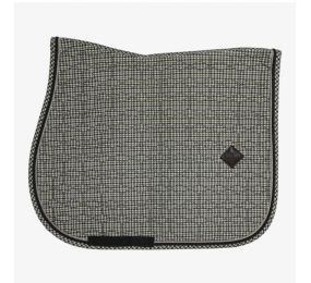 KENTUCKY saddle pad houndstooth jumping