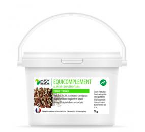 Equicomplément – Complément CMV cheval source de selenium magnésium et zinc