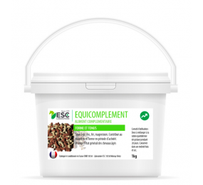 ESC LABORATOIRE Equicomplement - Horse CMV supplement source of selenium magnesium and zinc