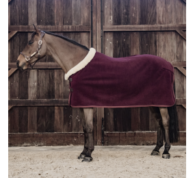 KENTUCKY Couverture Fleece Rug Show « Heavy »