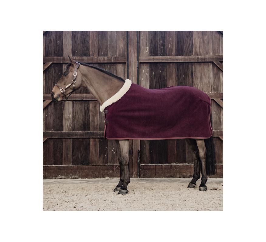 KENTUCKY Couverture Fleece Rug Show « Heavy »