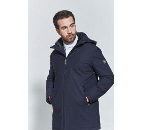 HARCOUR Roberto Water-repellent Parka for Men