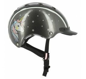 CASCO Helmet Nori Unicorn Kids