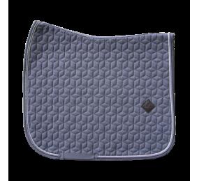 KENTUCKY Saddle Pad Wool Dressage grey