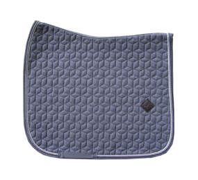 KENTUCKY Tapis de Selle Wool Dressage grey
