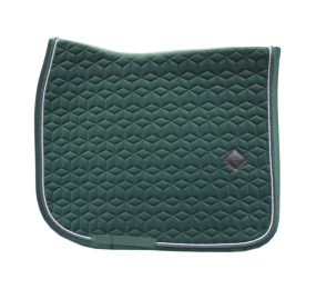 KENTUCKY saddle pad velvet dressage