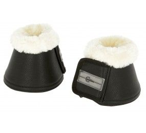 Covalliero Horse bells faux sheep with velcro