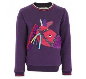 EQUITHEME Equi-kids Pilpoil Sweater - Children