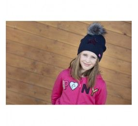 EQUITHEME Equi-Kids Magic Beanie