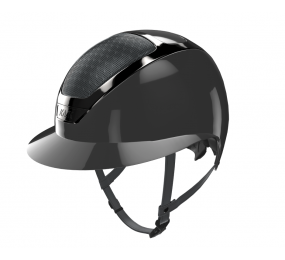 KASK Star Lady Pure Shine Chrome Anthracite 57
