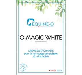 EQUINE-O O-Magic White