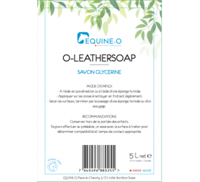 EQUINE-O O-Leather Soap Refill
