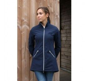 PENELOPE Fuji Long Jacket - Woman