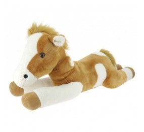 EQUITHEME Cuddly toy child horse Pie