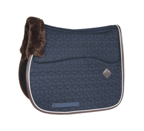 KENTUCKY Skin Friendly saddle pad Jumping star quilting