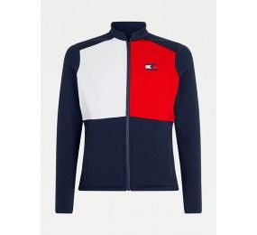 TOMMY HILFIGER Veste d'entraînement color block