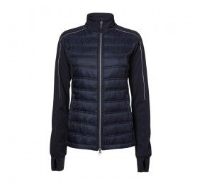 MOUNTAIN HORSE Dynamic hybrid jacket unisex Navy