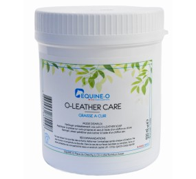 EQUINE-O O-Leather Care Pot