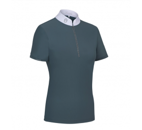 SAMSHIELD Aloise Short Sleeve Polo Women