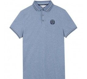 HARCOUR Pampelonne Polo Homme