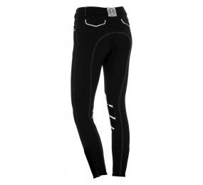 HARCOUR Jalisca Horseriding pants Black back