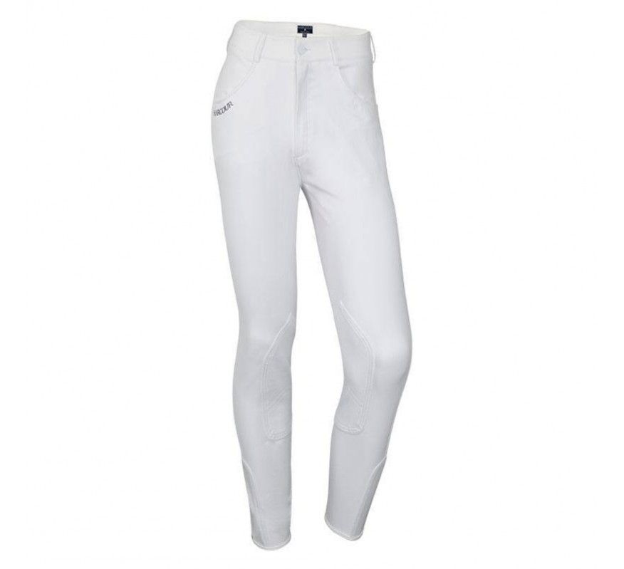 HARCOUR Orient Horseriding pants Men White