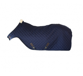 KENTUCKY Dog Coat Navy