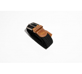 DEBOY Unisex Belt Black