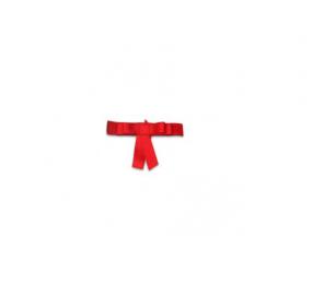 Warnschleife - rot