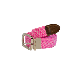 HORSE PILOT Ceinture Exchange Rose/Blanc