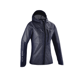 HORSE PILOT Rain Free Jacket Waterproof Woman Navy