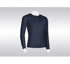 SAMSHIELD Faustine Polo Manches-longues Femme