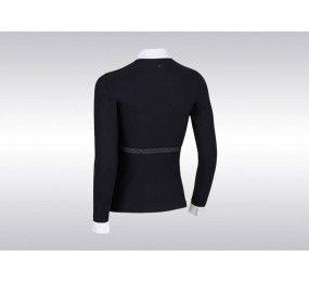 SAMSHIELD Caroline Damen Carolina Langarm-Polo-Shirt