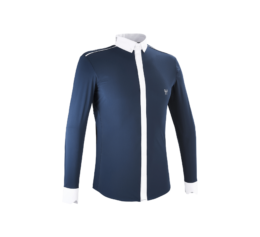 HORSE PILOT Aerial Long sleeves Mann Navy