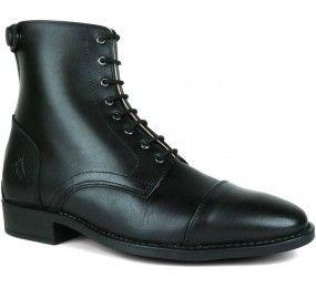 Rectiligne Boots Ordessa Noir
