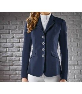 EQUILINE, Competition Woman Jacket Navy