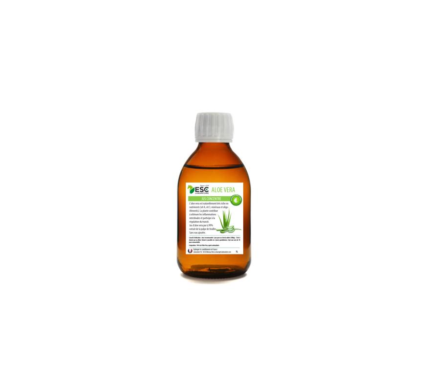 ESC LABORATOIRE - Jus d'Aloe Vera 1 litre