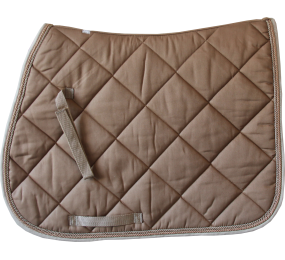 HFI Saddle Blanket Brown