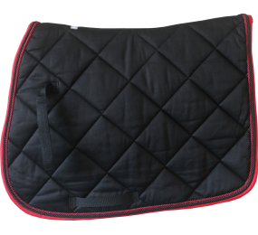 HFI Saddle Blanket Navy-Red