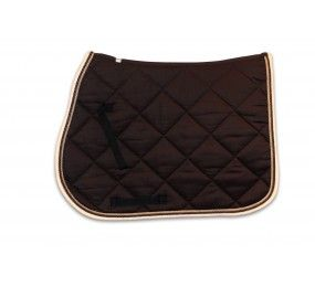 HFI Saddle Blanket Brown-Beige