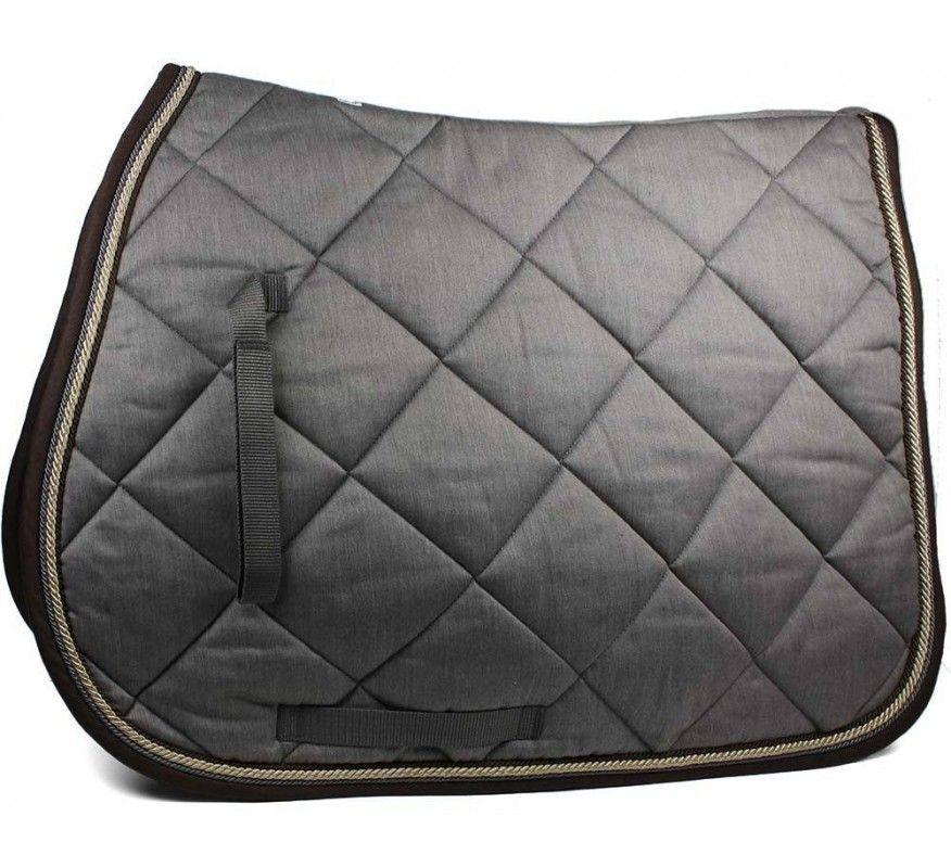 HFI Saddle Blanket Grey-Brown-Beige